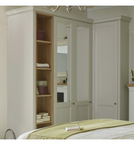 Cranbrook Mirrored - Classic Shaker with Ovolo Moulding