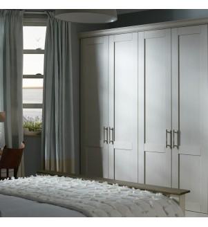 Kingsdown plain shaker wardrobe doors