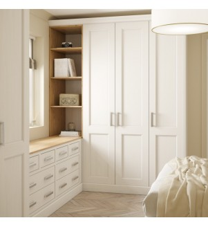 Cranbrook Classic Shaker with Ovolo Moulding