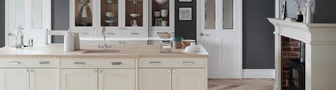 Custom Made Kitchen Doors by Shaker2Go